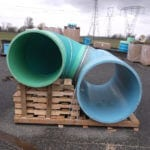 Custom Pipe Fitting ready to ship