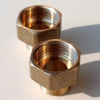 brass pipe bushing