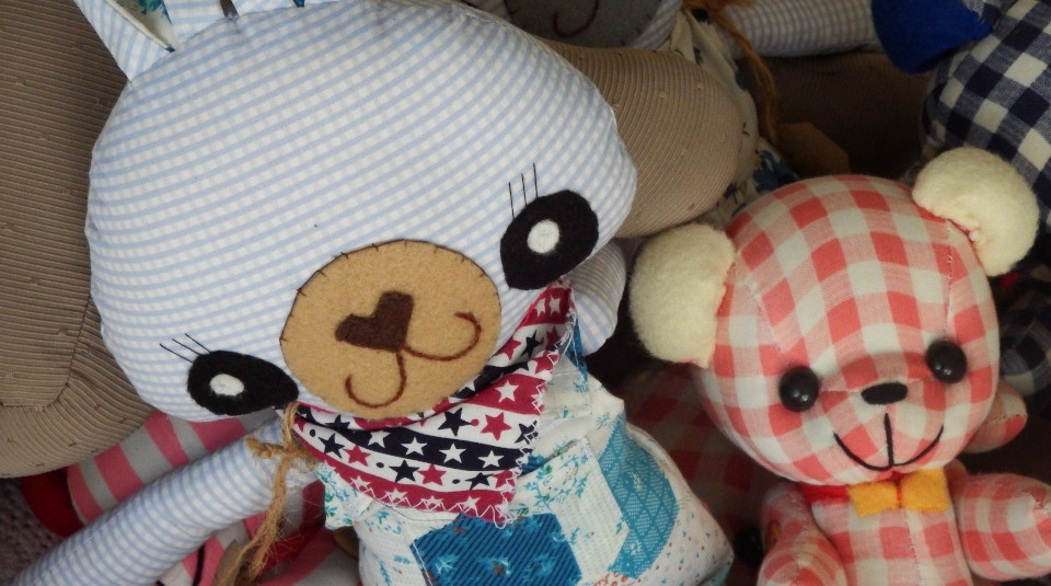 handmade stuffed animals store