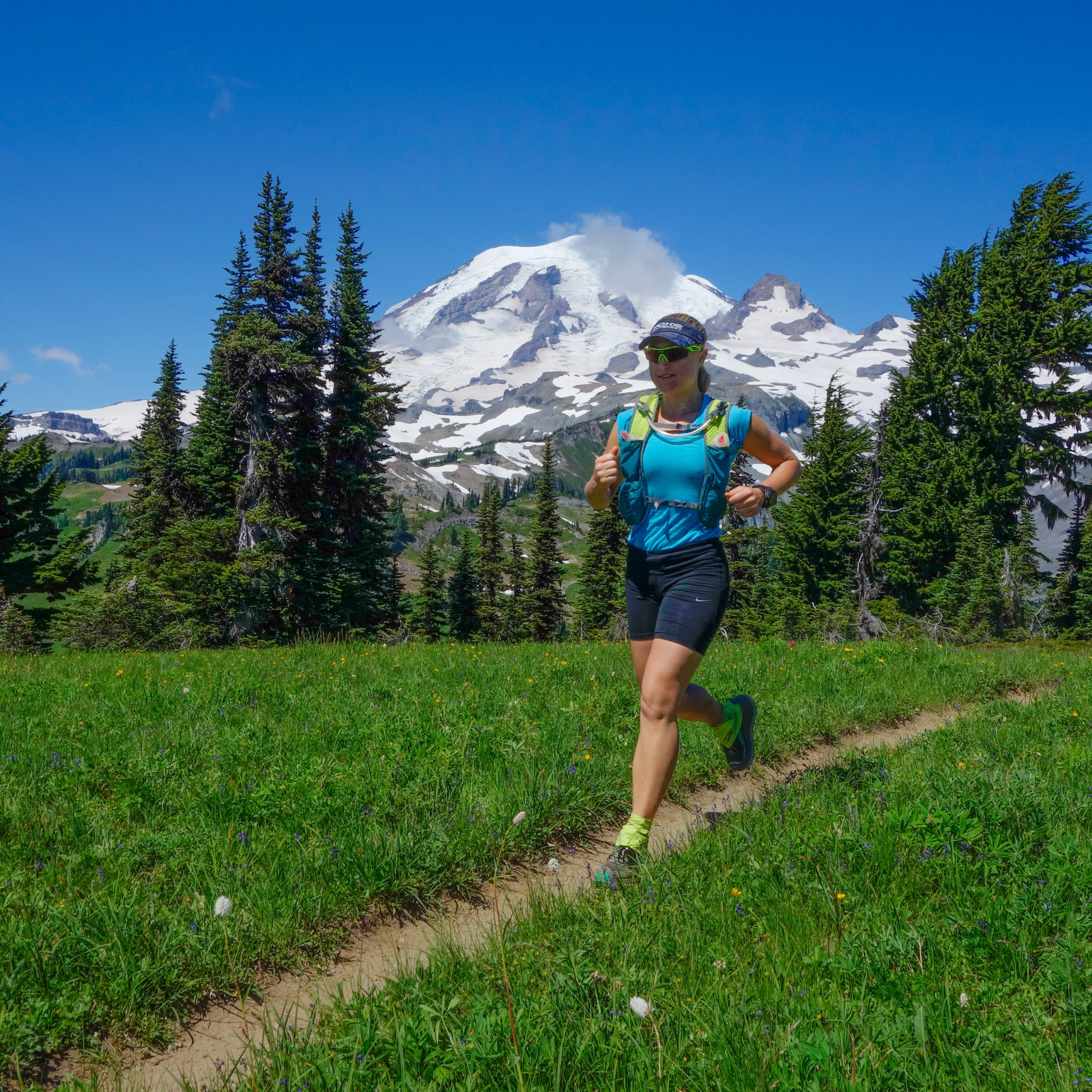 Running the Wonderland Trail with Aspire Adventure Running