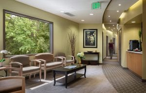 Creekside Sleep Center, Interior