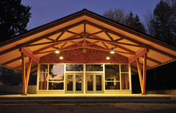 S'Klallam Tribe Youth Center