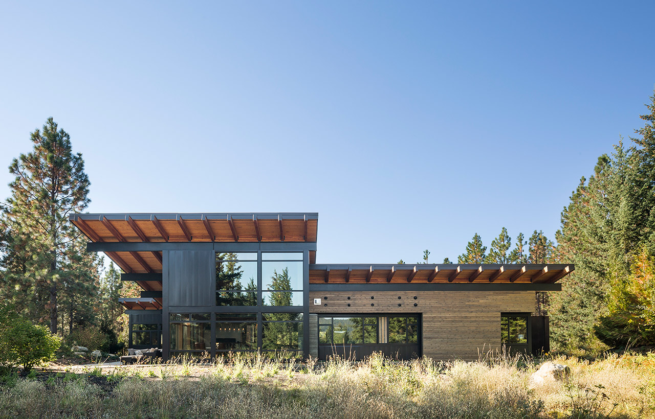 Tumble Creek Residences, Exterior, Front View